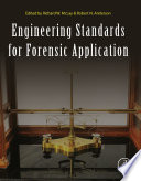 Engineering Standards for Forensic Application Book