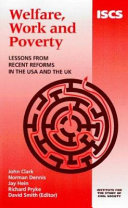 Welfare, work and poverty