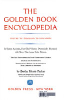 THE GOLDEN BOOK ENCYCLOPEDIA VOLUME XV THAILAND TO VOLCANOES