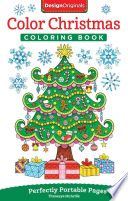 Color Christmas Coloring Book
