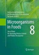 Microorganisms in Foods 8 Book