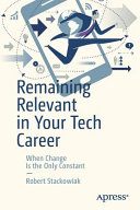 link to Remaining Relevant in Your Tech Career in the TCC library catalog