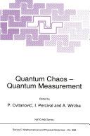 Pdf Quantum Chaos — Quantum Measurement Telecharger