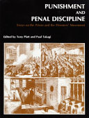 Punishment and Penal Discipline Book PDF