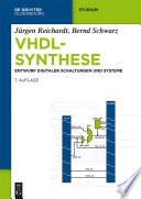 VHDL-Synthese  : Entwurf digitaler Schaltungen und Systeme