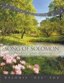 Song Of Solomon Pdf/ePub eBook