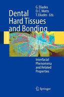 Dental Hard Tissues and Bonding Book