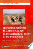 Increasing Resilience to Climate Change in the Agricultural Sector of the Middle East Book