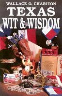 Texas Wit and Wisdom