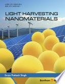 Light Harvesting Nanomaterials