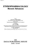 Ethnopharmacology Book PDF