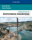 Principles Of Geotechnical Engineering Si Edition