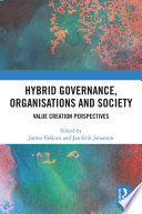 Hybrid Governance  Organisations and Society