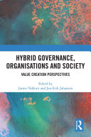 Hybrid Governance, Organisations and Society Pdf/ePub eBook
