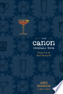 The Canon Cocktail Book PDF