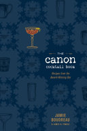 The Canon Cocktail Book Pdf/ePub eBook