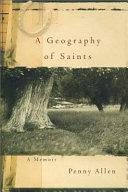 A Geography Of Saints Book PDF