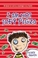 Pdf I Am Not Joey Pigza