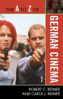 The A to Z of German Cinema