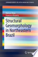 Structural Geomorphology in Northeastern Brazil Book
