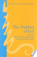 The Problem Of Evil Book PDF