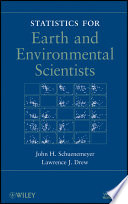Statistics For Earth And Environmental Scientists Book PDF