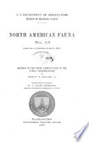Revisions of the North American Bats of the Family Vespertilionid a e