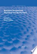 Bryophyte Development
