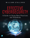Effective Cybersecurity