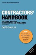 Contractors' Handbook