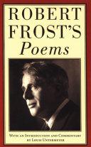 Robert Frost's Poems