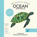 Ocean Animals Multilingual Board Book