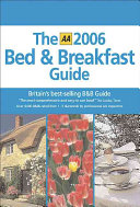 The AA 2006 Bed and Breakfast Guide