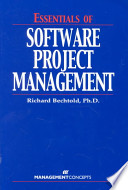 Essentials of Software Project Management