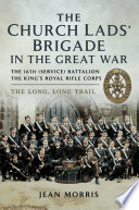 The Church Lads  Brigade in the Great War