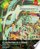 Adobe Dreamweaver Cc Classroom In A Book 2014 Release