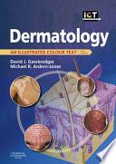 Dermatology E Book Book