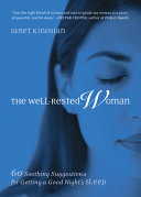The Well-Rested Woman