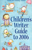 Children's writer guide to 2006