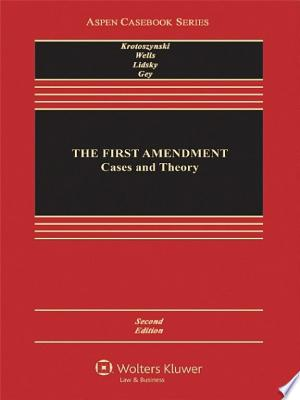 Download The First Amendment Free Books - Dlebooks.net
