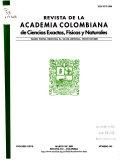Revista de la Academia Colombiana de Ciencias Exactas, Físicas y Naturales