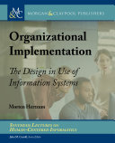 Organizational Implementation