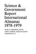 Science & Government Report International Almanac