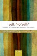 Self  No Self