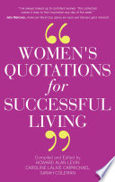 Women s Quotations for Successful Living