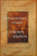 Extraordinary Results from Ordinary Teachers