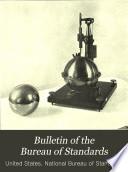 Bulletin of the Bureau of Standards Book PDF