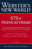 Webster's New World 575+ French Verbs