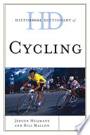 Historical Dictionary of Cycling