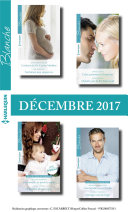 8 romans Blanche (no1342 à 1345 - Décembre 2017)